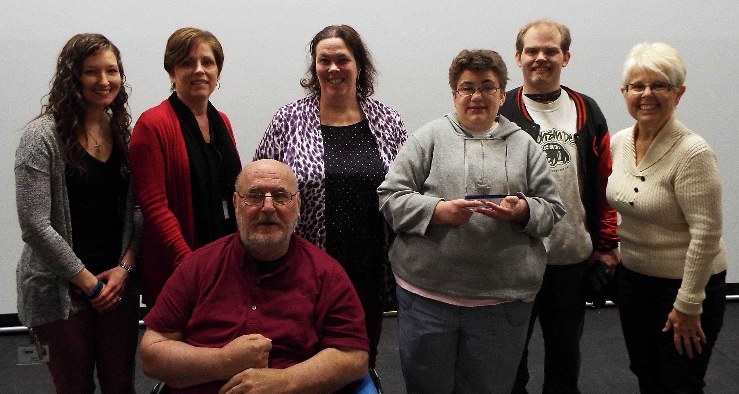 RCS Empoweres receives Making Spirits Bright award