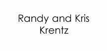 Rand and Kris Krentz