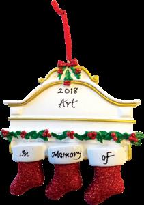 2018 Memory Ornament