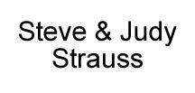 Steve & Judy Straus